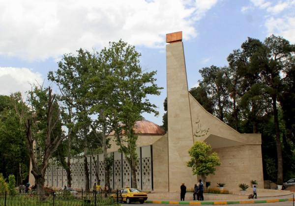 """طراحی مدرن """"مسجد محمد رسول الله"""""""