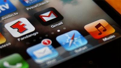 هشدار ایمیلهای ضروری جیمیل در آیفون