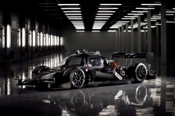 منتظر مسابقه فرمول ویژه خودروهای بدون راننده باشید…