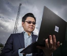 ابداع یک آنتن 4 کاره باقابلیت جیپیاس، بلوتوث، وای فای و 4G…