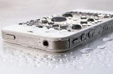 اگر موبایل تان خیس شد