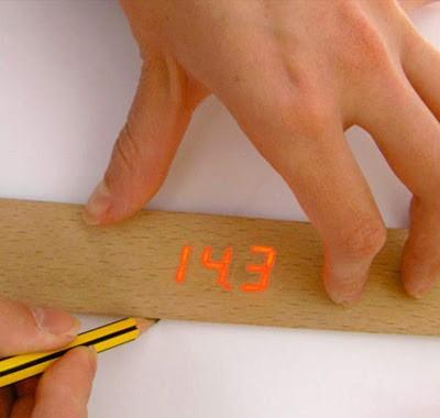 خط کش چوبی مدرن + تصاویر
