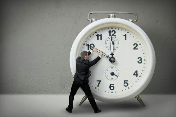 زمان دارایی ارزشمندی است