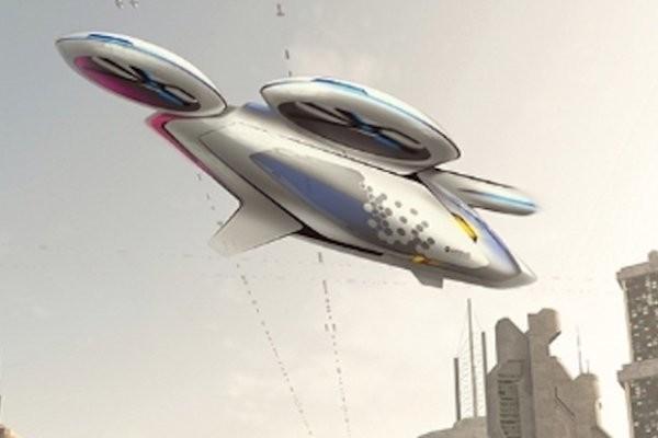 خودروی پرنده سال آینده از راه میرسد