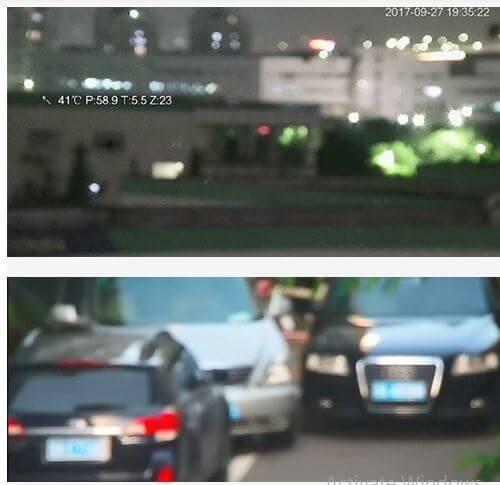 تکنولوژی PFA در دوربین مداربسته داهوا