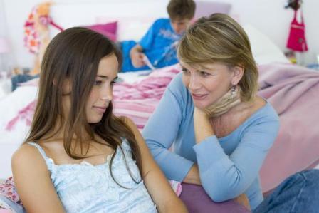گفتگو با فرزندان در مورد بلوغ