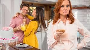 مادر شوهر حسود – رابطه با مادرشوهر