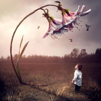 داستان فرشته بیکار